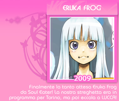 eruka_frog_soul_eater_lucca_comics_and_games_2009